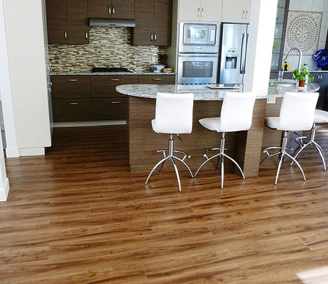 Flooring supplier and installer in Canmore.