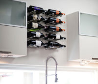 VintageView wine storage and wine displays for your home in Canmore.