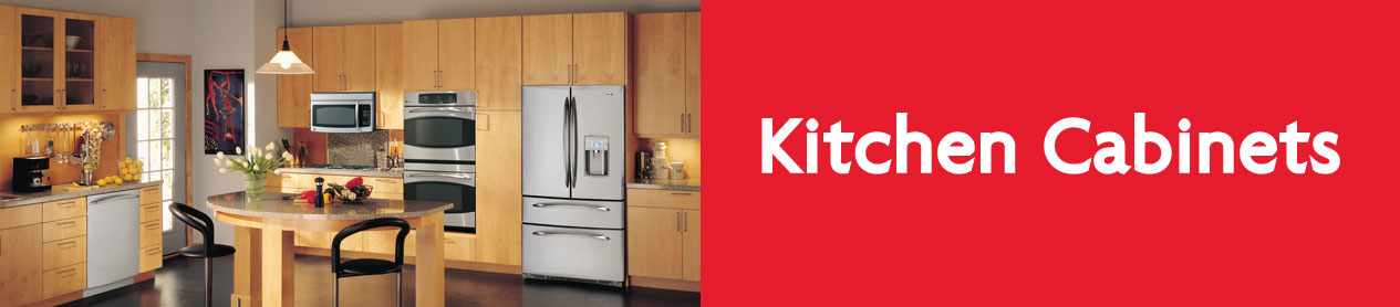 New kitchen cabinets, kitchen cabinet installation and custom cabinets at Canmore Home Hardware.