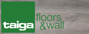 Taiga flooring and walls, laminate and vinyl flooring supplier.