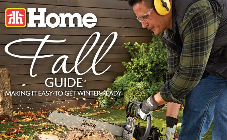 Fall Guide at Canmore Home Hardware.